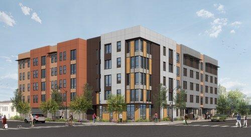 Virtual Groundbreaking: Parrott Street Apartments-June 22, 2020-Lowney Architecture