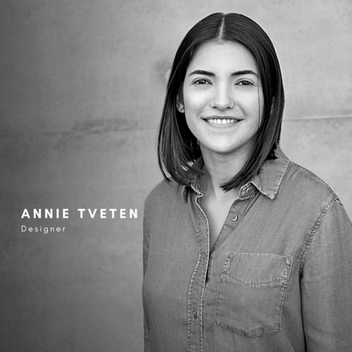 Meet Our Team: Annie Tveten