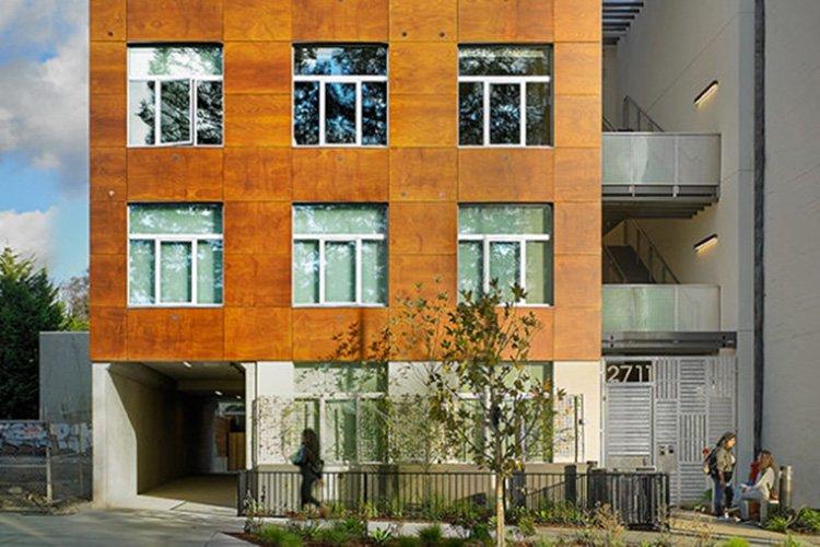 2711 Shattuck-Berkeley, CA-Lowney Architecture