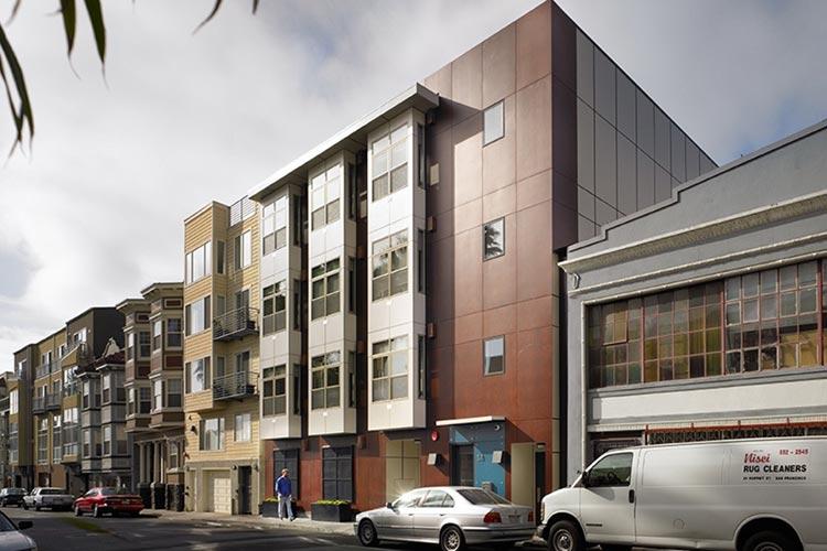 SmartSpace Harriet-San Francisco, CA-Lowney Architecture