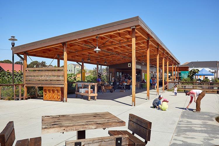 City Slickers Farm-Oakland, CA-Lowney Architecture