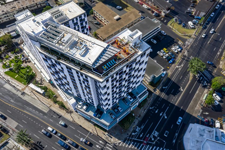 Hale Mahana-Honolulu, HI-Lowney Architecture