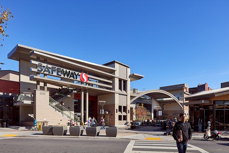 Landscape Architecture Studio-Safeway-Lowney Architecture