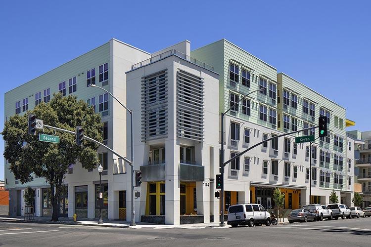 Second Street Studios-San Jose, CA-Lowney Architecture