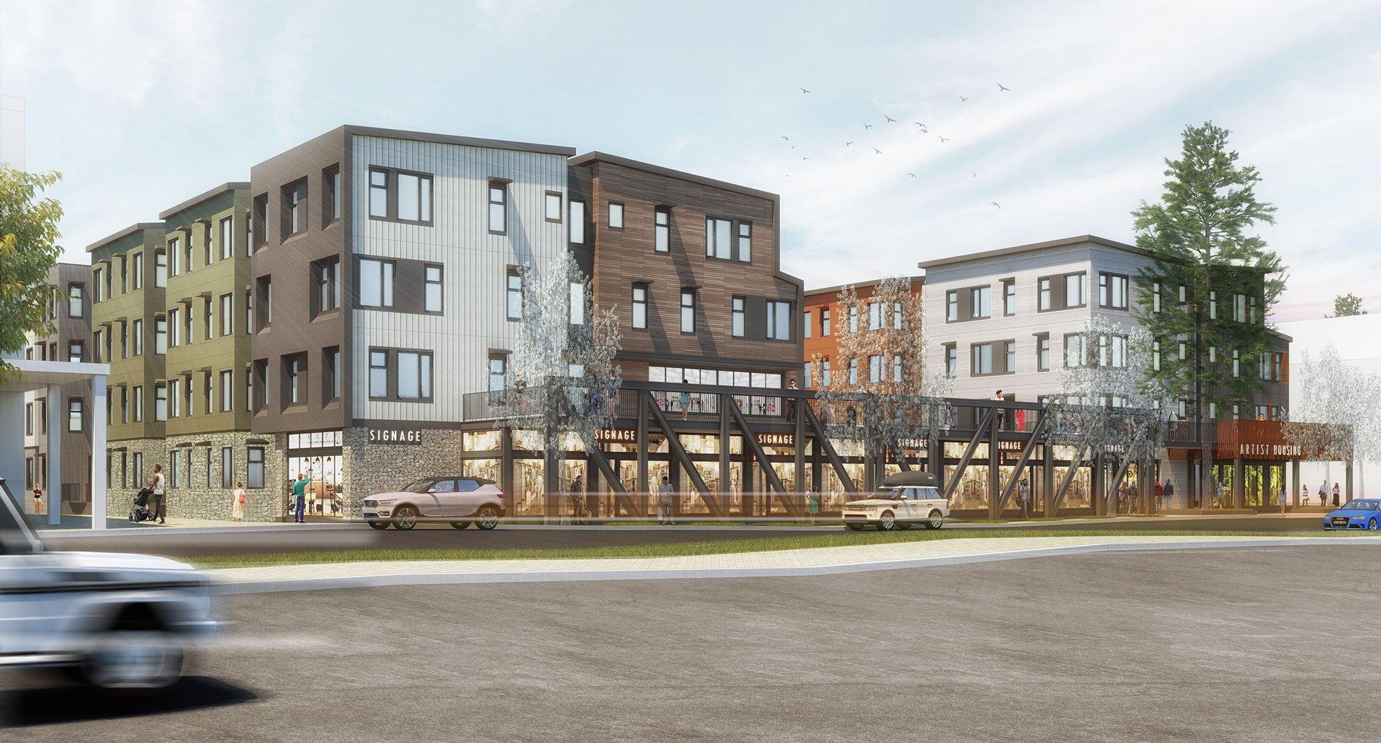 Artist Lofts-Truckee, CA-Lowney Architecture-1