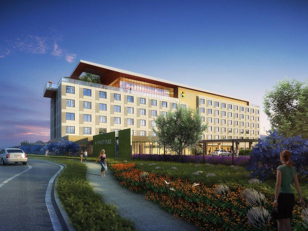 Hyatt Place-Santa Rosa, CA-Lowney Architecture-5