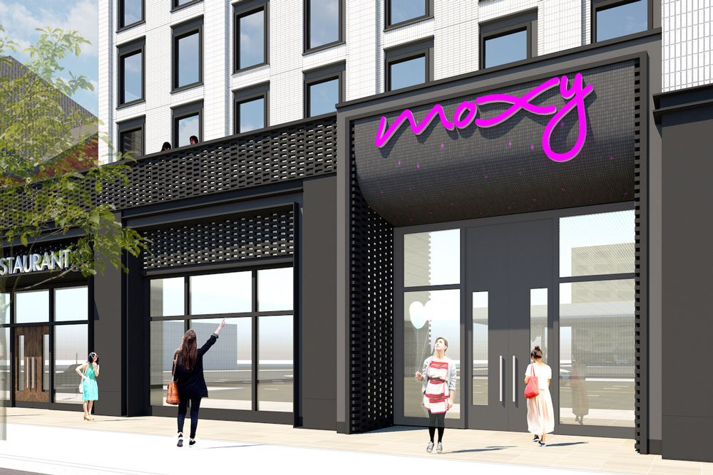 Moxy Hotel-Oakland, CA-Lowney Architecture-2