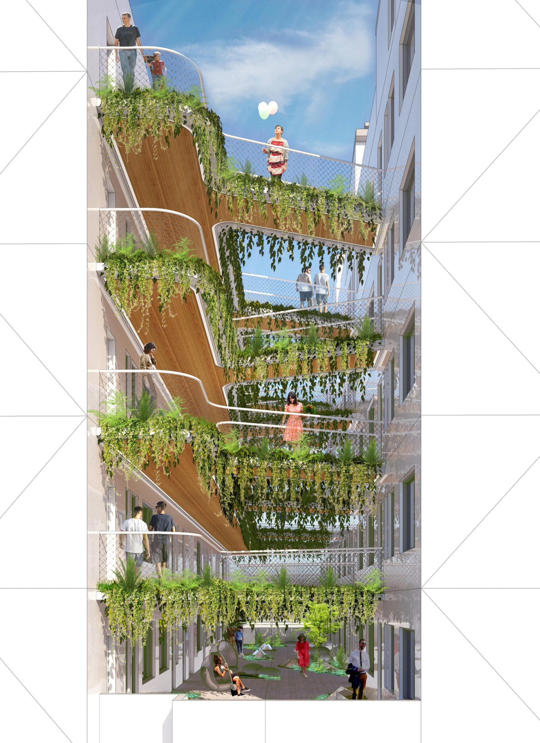 Noodle Factory-Oakland, CA-Lowney Architecture-1