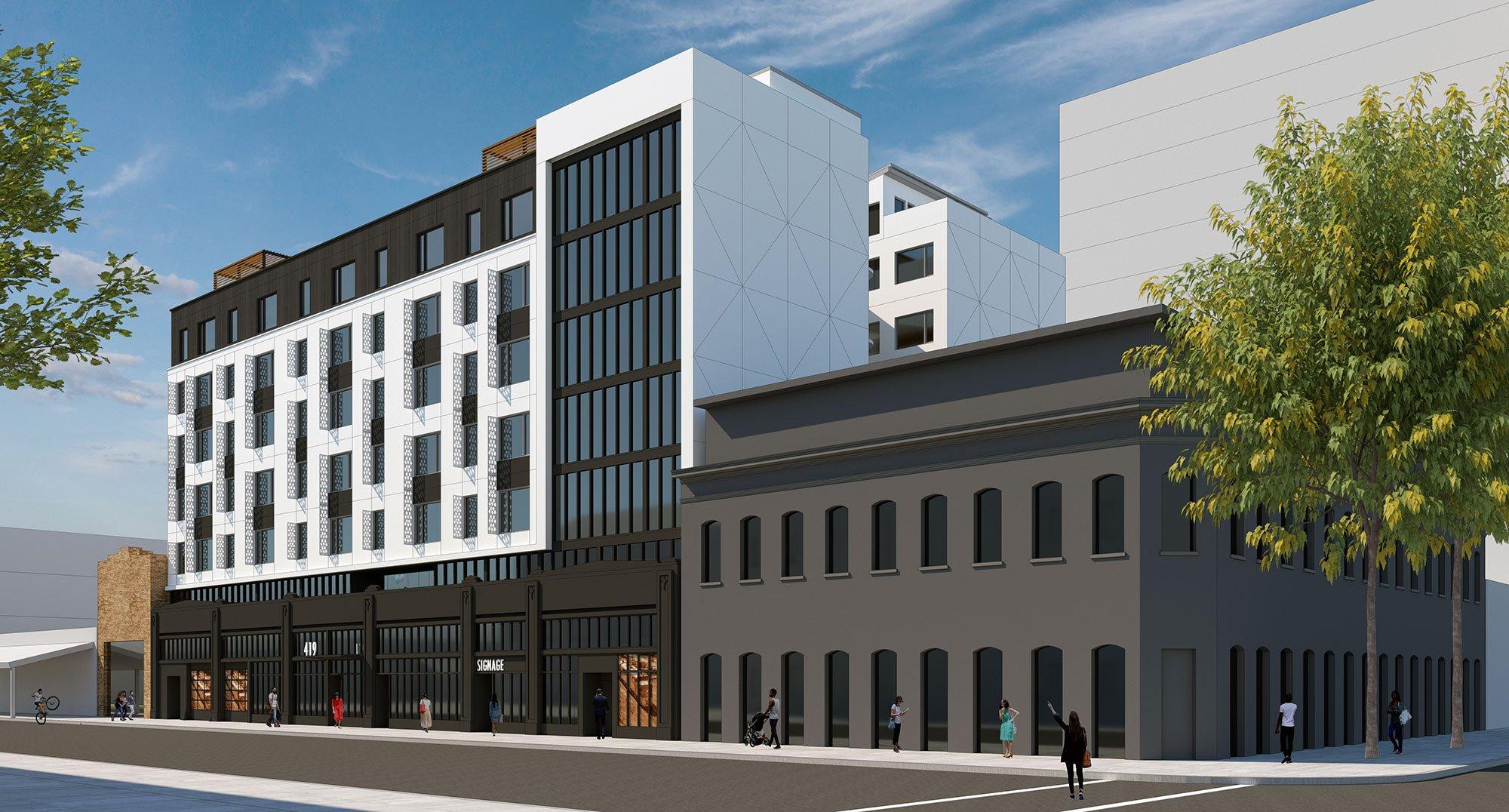 Noodle Factory-Oakland, CA-Lowney Architecture-4