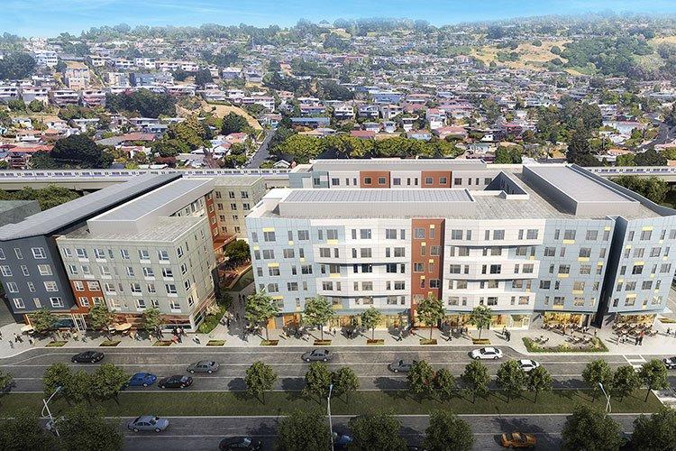 The Mayfair-El Cerrito, CA-Lowney Architecture
