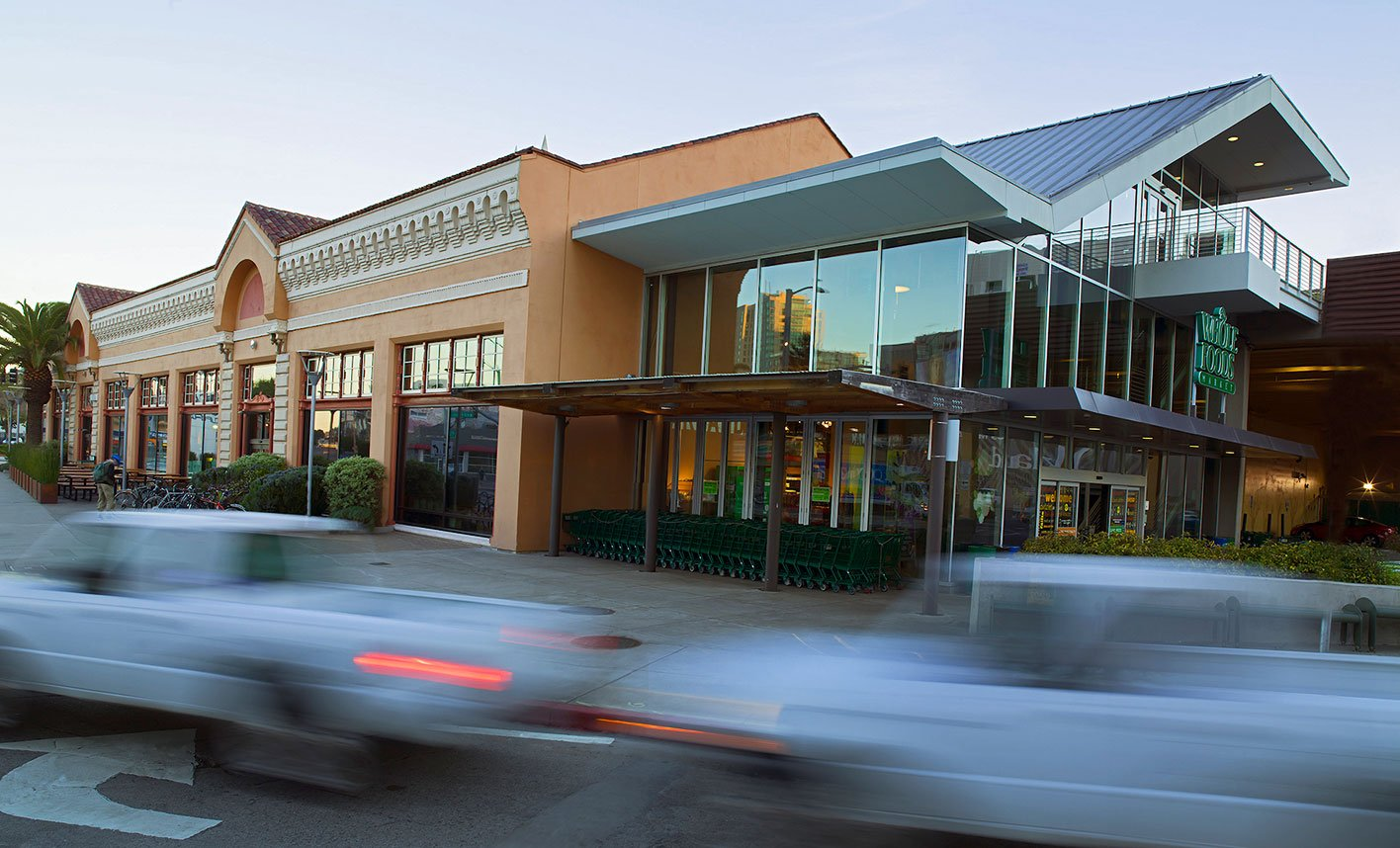 Whole Foods-Oakland, CA-Lowney Architecture