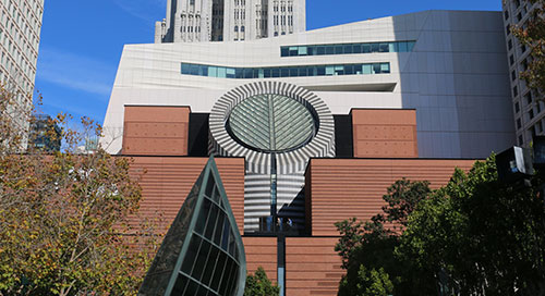 Field trip to SFMOMA-November 4, 2016-Lowney Architecture
