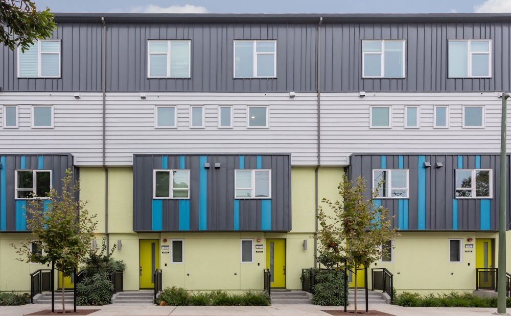 41st Townhomes-Oakland, California-Lowney Architecture-5
