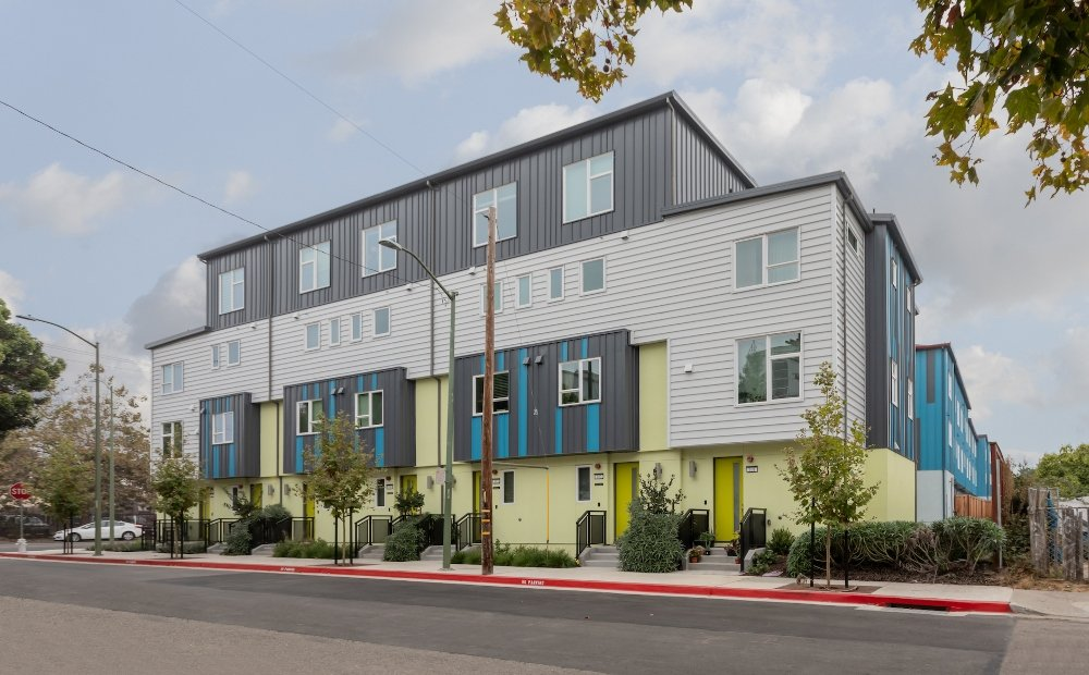 41st Townhomes-Oakland, California-Lowney Architecture-6