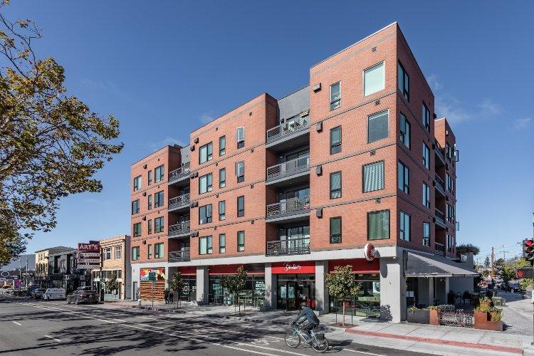 Maya Apartments-Oakland, California-Lowney Architecture