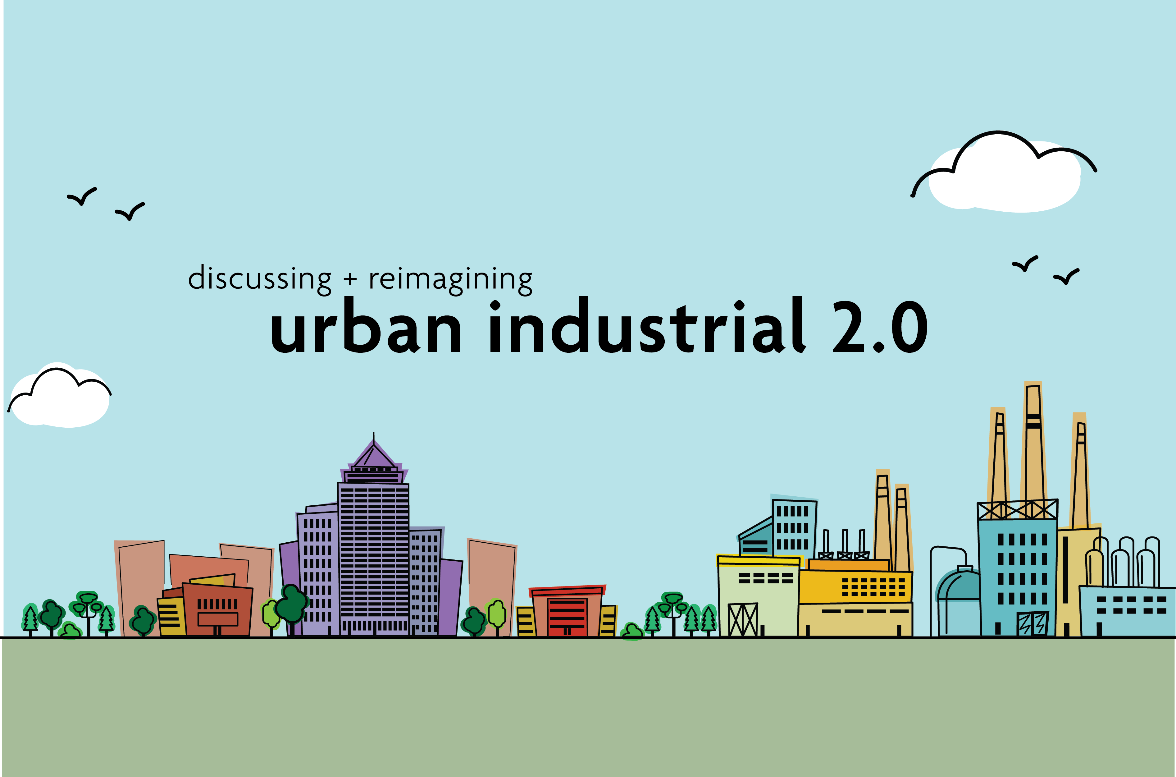In the News: Why industrial buildings are key to the future of cities-April 19, 2021-Lowney Architecture