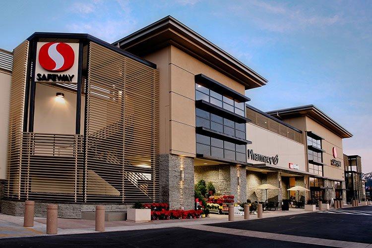 Safeway-Burlingame, CA-Lowney Architecture