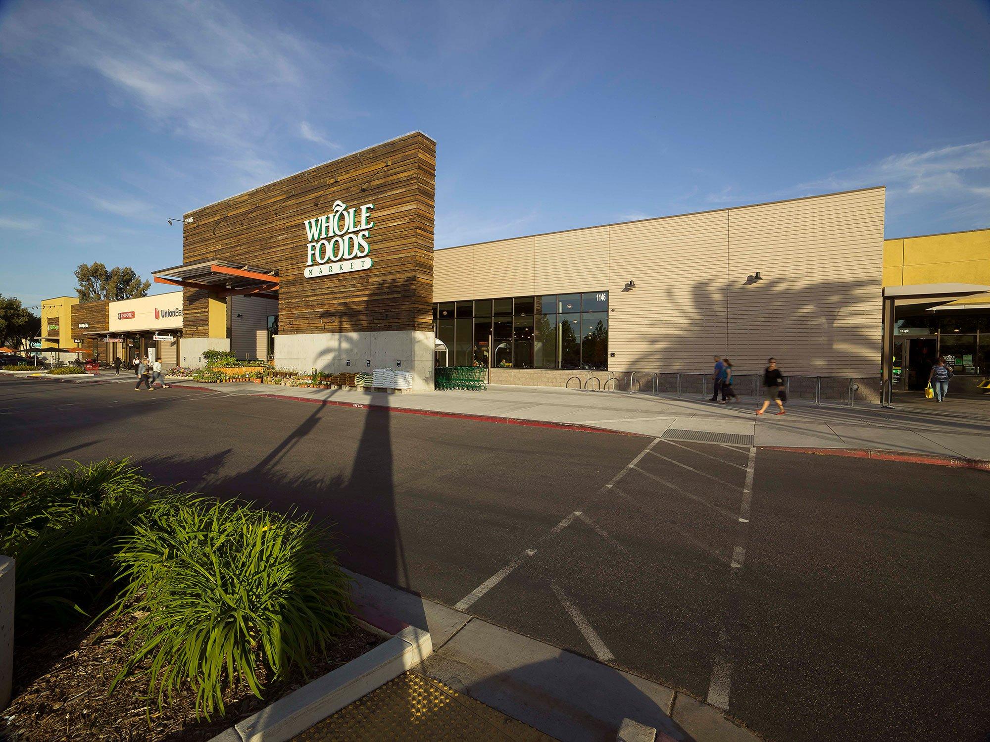 Whole Foods Market-San Jose, CA-Lowney Architecture-4