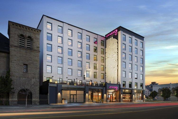 Moxy Hotel-Oakland, CA-Lowney Architecture
