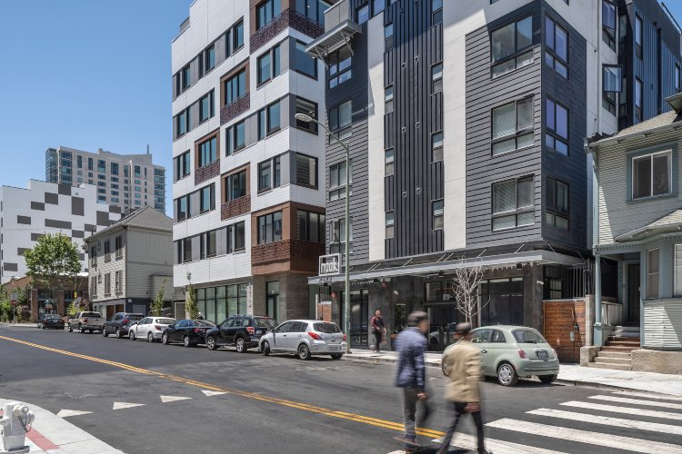 Electric Lofts-Oakland, CA-Lowney Architecture